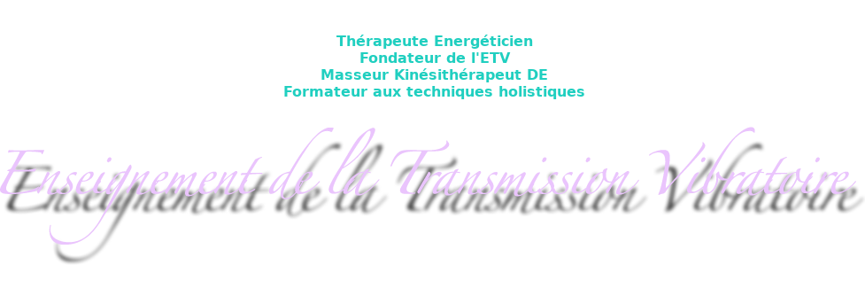 Transmission Vibratoire in english